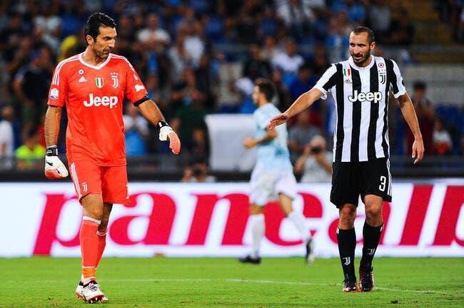 Ita : Buffon et Chiellini prolongent un an à la Juventus