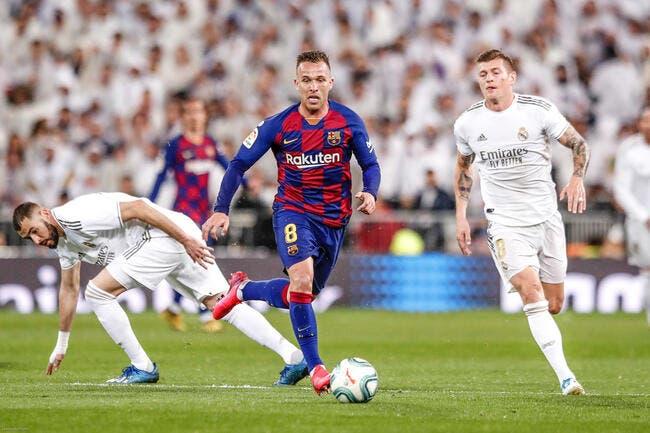 Barça : Arthur rassure les supporters