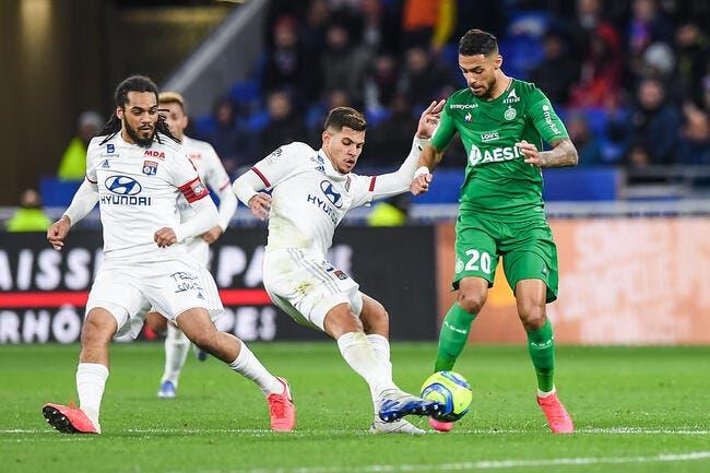OL : Bruno Guimaraes aurait pu signer à l'ASSE, Lyon ricane