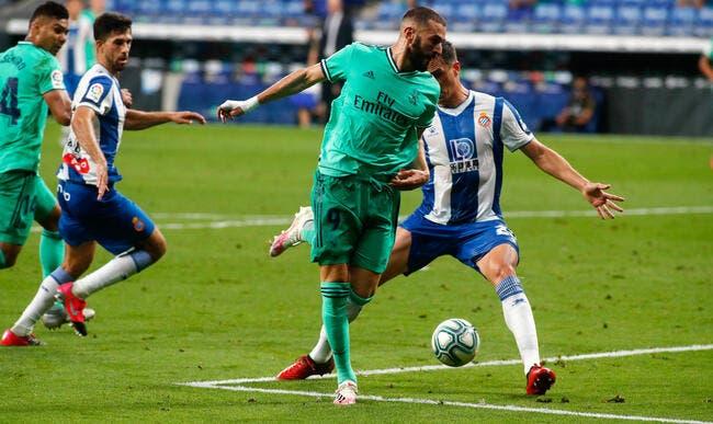 Esp : Benzema est génial, le Dieu Zidane s'incline