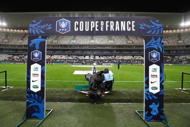 CdF : La FFF prend une décision historique pour la Coupe de France
