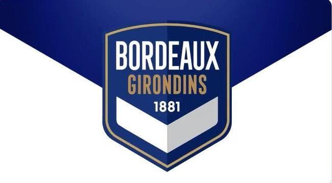 L1 : Bordeaux fait hurler avec son nouveau logo
