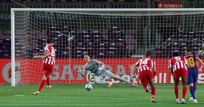 Liga : Le Barça encore stoppé