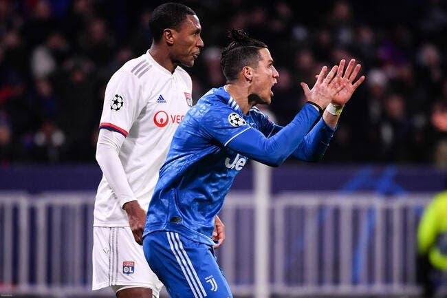 Ita : Bonjour l'ambiance, Cristiano Ronaldo se trouve mal entouré