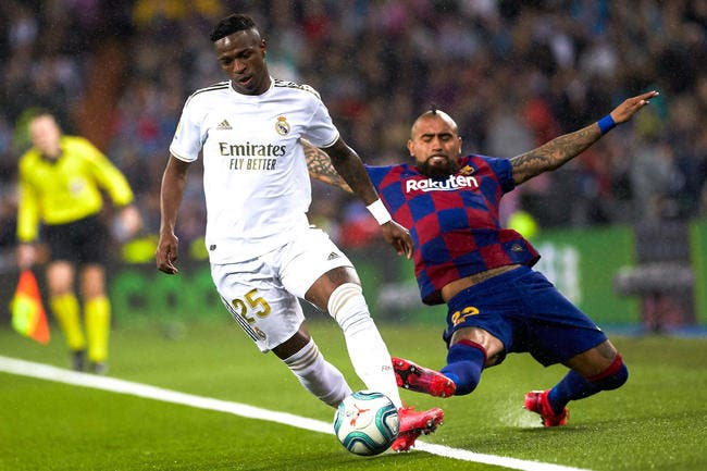 Liga : Le Real gagne le Clasico et repasse devant le Barça