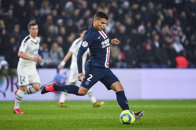 PSG : Thiago Silva en pleine déprime au Paris SG ?