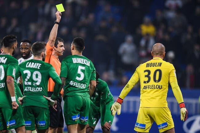 ASSE : Des Verts « moribonds », Didier Roustan consterné