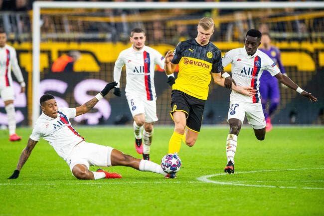 Coronavirus : PSG-Dortmund à huis clos, l'UEFA y pense très fort !