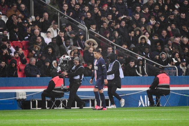 PSG : Thiago Silva contre Dortmund, ça sent mauvais