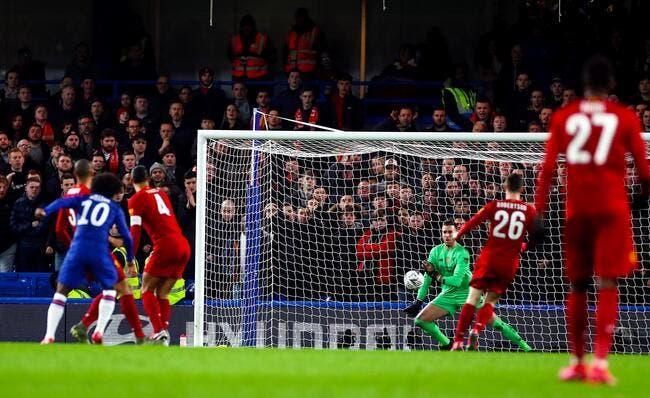 FA Cup : Chelsea sort Liverpool