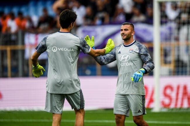 OL : La guerre Lopes vs Tatarusanu, c'est du passé à Lyon