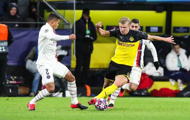 PSG : Thiago Silva forfait contre Dortmund, il en rêve