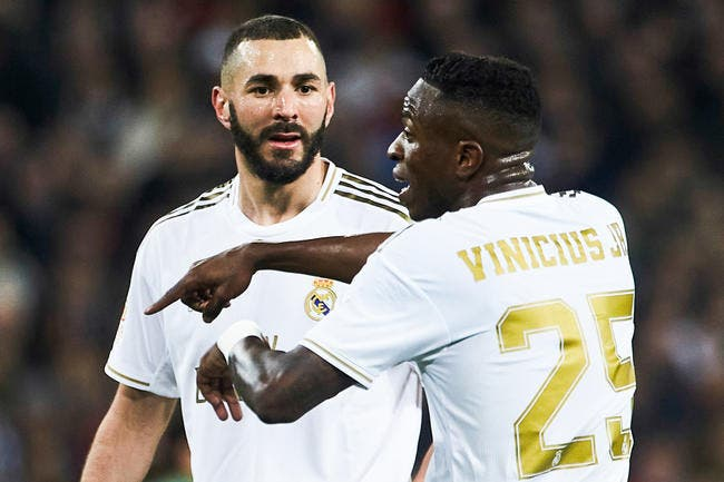 Real : Vinicius invité à snober Benzema, drôle de conseil