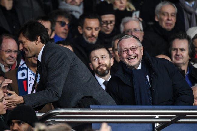 OL : Aulas fait sa pub pour remplir le Groupama Stadium contre le PSG
