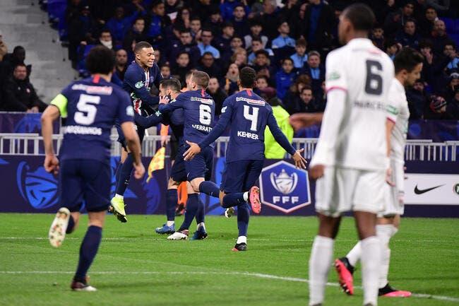 PSG : 5-1 face à l'OL, Domenech s'inquiète pour Paris !