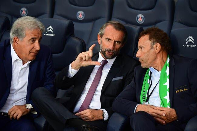 ASSE : « DSK et Bozo le clown », Romeyer et Caïazzo prennent cher