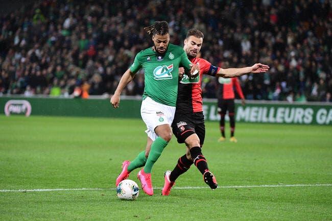 CdF : L'ASSE élimine Rennes au bout du suspense et rejoint le PSG en finale !