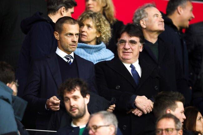 Le nouveau délire de l'UEFA, une Ligue des Champions bis