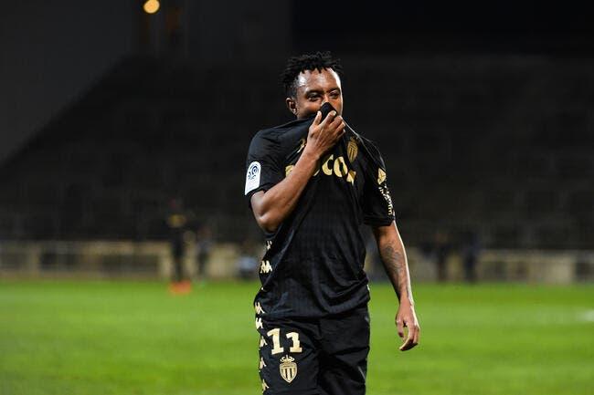 Monaco : Gelson Martins suspendu six mois par la LFP !