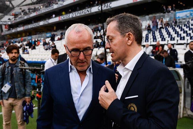 OM : Attaqué par l'UEFA, Marseille piétine le fair-play financier