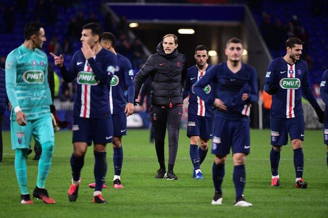 PSG : Le Paris SG digère mal le match reporté