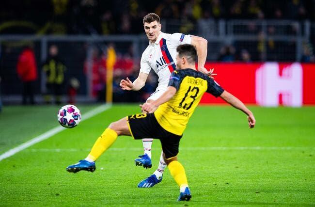 PSG : Meunier à Dortmund, le premier gros coup du mercato ?