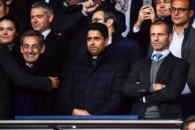 PSG : Un coup fourré en Italie, 30 ME grattés à Nasser Al-Khelaïfi ?