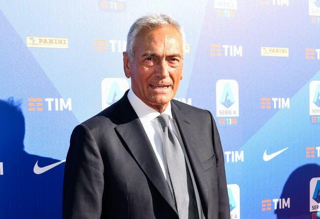 Ita : La Serie A définitivement suspendue ? La menace plane