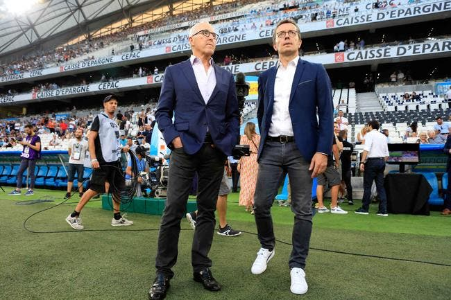 OM : Interdit de rigoler, Marseille doit se plier devant l'UEFA