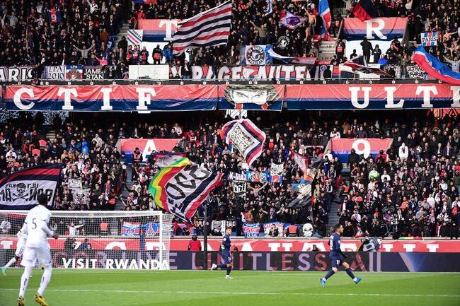 PSG : Les Ultras veulent défoncer le Mur Jaune