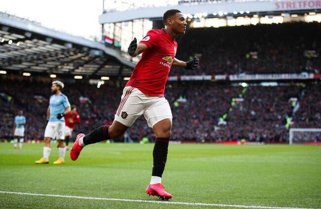 PL : Le derby de Manchester pour United