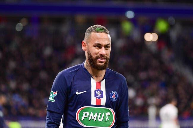 PSG : Strasbourg-Paris reporté, c'est un drame pour Neymar