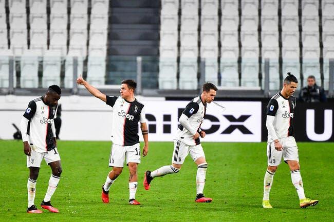 Serie A : La Juventus domine l'Inter et repasse en tête !