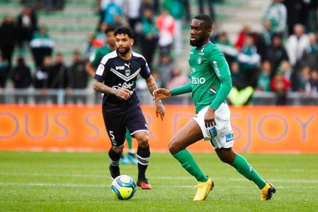 ASSE : Aholou cambriolé en plein match de Saint-Etienne