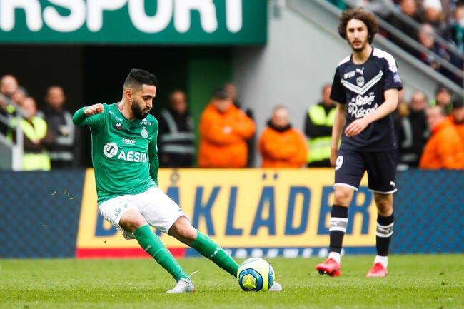ASSE : Riolo effaré par Boudebouz à Saint-Etienne !