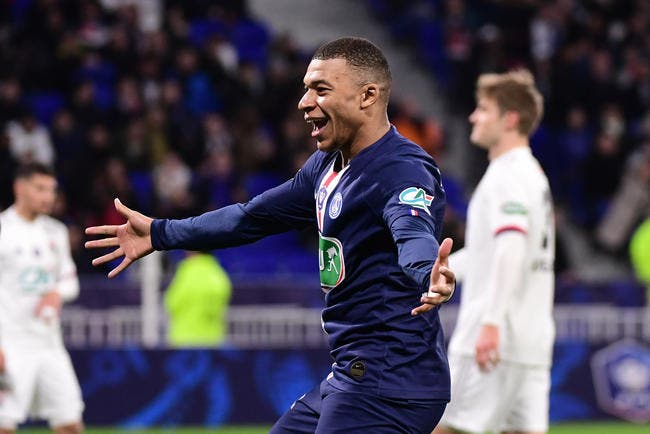 PSG : Kylian Mbappé tousse, Paris tremble !