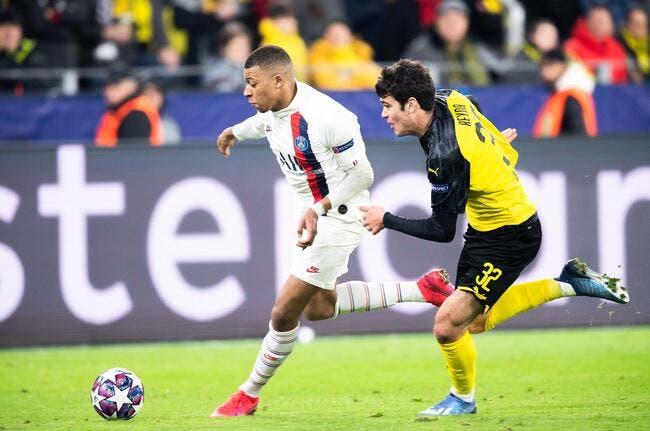 Psg Dortmund Tv