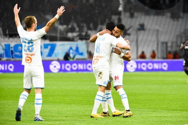 OM : Marseille dauphin du PSG, c'est que de la chance