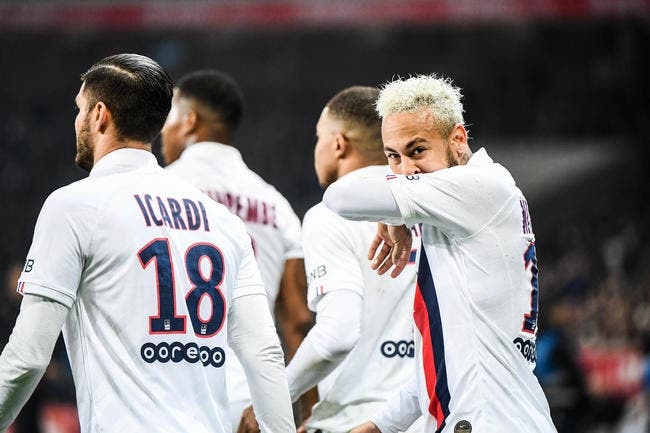 PSG : Bras de fer XXL dans le vestiaire, Neymar impliqué