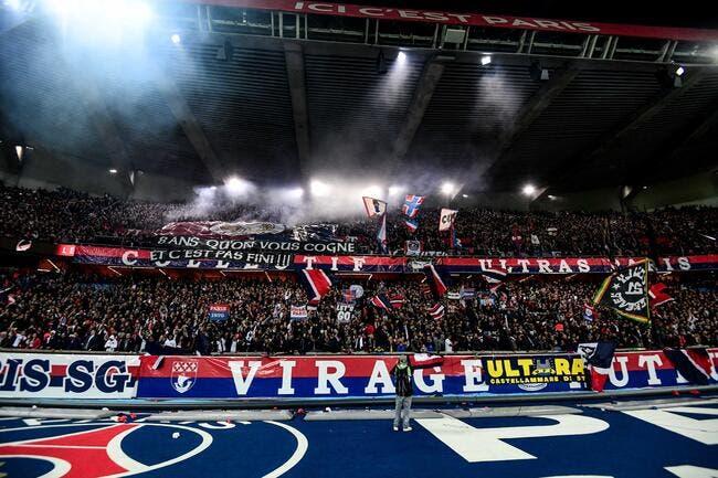 PSG-Dortmund : Les supporters autorisés à se rassembler autour du stade