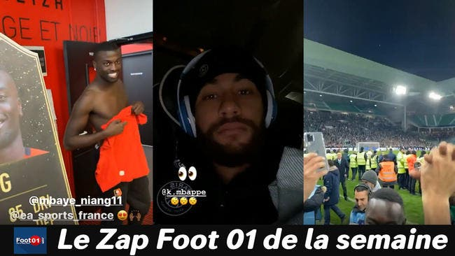 WTF : Mbappé et Neymar au repos, Niang bluffé par sa carte FIFA 20