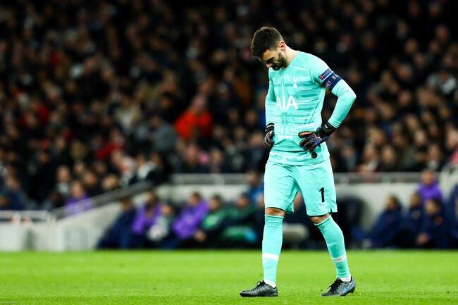 Ang: Malgré le silence de Mourinho, Lloris prend cher à Tottenham