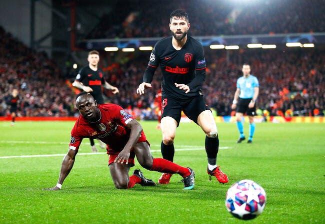 LdC : Liverpool éliminé par l'Atlético Madrid !