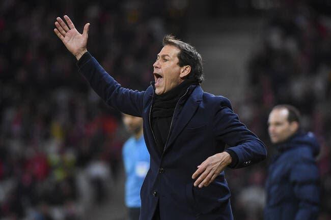 OL : Un mercato raté, et Rudi Garcia part en clash à Lyon