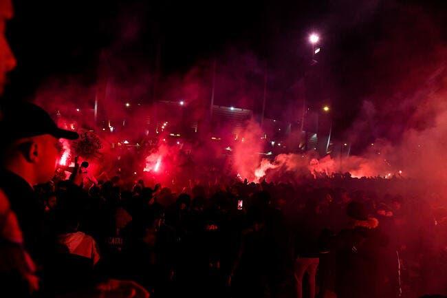 PSG : Le comportement fou de Di Maria après le match