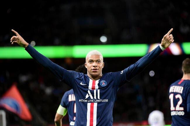 PSG : Mbappé melon d'Or, il est mieux à Paris qu'à Madrid
