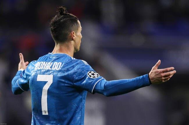 Coronavirus : Cristiano Ronaldo en quarantaine à 2500 km de Turin !