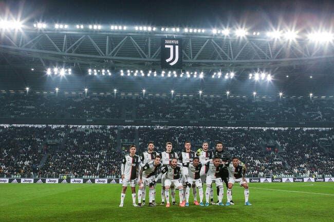 Coronavirus : La Juventus place 121 personnes à l'isolement !