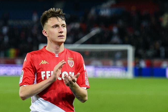 ASM : Golovin prolonge à Monaco jusqu'en 2024