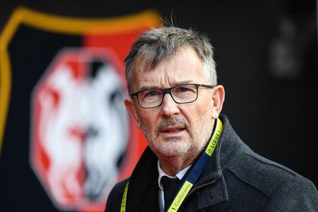 L1 :  Rennes écoeuré par les propos d'Aulas